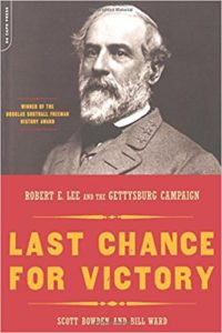 Lee's gamble of marching north, to take the pressure off Virginia, and to force the North to end the war, didn't pay off. This book suggests it came very, very close.