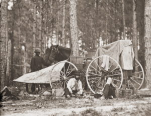 Mathew Brady did such a good job of capturing the Civil War in photos.