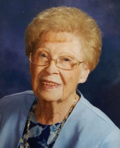 Faye Moler Pohl spent most of her life in Meade, Kansas, and was a member of the Church of the Nazarene there.